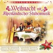 Weihnacht mit Alpenländischer Stubenmusik de Various Artists