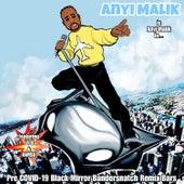 Anyi Malik in Pre Covid-19 Black Mirror Bandersnatch Remix Bars by Anyi Malik