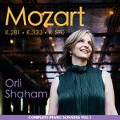 Mozart: Piano Sonatas, K. 281, K. 333, K. 570, Vol. 1 von Orli Shaham