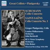 Piatigorsky, Gregor: Concertos and Encores (1934-1950) by Various Artists