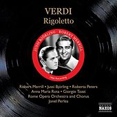 Verdi: Rigoletto (Bjorling, R. Peters, Merrill) (1956) by Various Artists