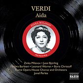 Verdi: Aida (Milanov, Bjorling, Perlea) (1955) by Various Artists