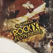 10 Finalis Rock Festival X, 2004 de Various Artists