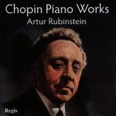 Chopin Piano Works de Artur Rubinstein