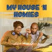 My House 'n Homies by Various Artists