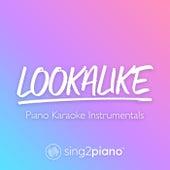 Lookalike (Piano Karaoke Instrumentals) fra Sing2Piano (1)