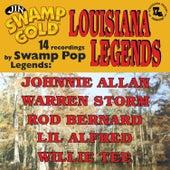 Swamp Gold: Louisiana Legends de Various Artists