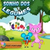 Sonho Dos Legumes de A Turma do Bob e Cat