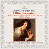 Bach: Partita BWV 1013, Flute Sonatas BWV 1033, 1034 & 1035 von Karl Richter