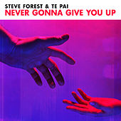 Never Gonna Give You Up von Steve Forest