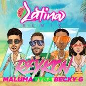 Latina (Remix) de Reykon