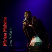 Live In Paris by Miriam Makeba