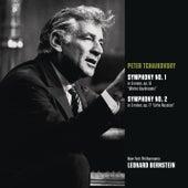 Tchaikovsky: Symphonies Nos. 1 & 2 by Leonard Bernstein, Hildegard Behrens, Peter Hofmann, Yvonne Minton, Bernd Weikl, Hans Sotin, Symphonieorchester des Bayerischen Rundfunks