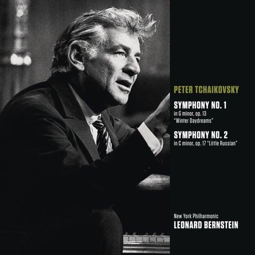 Tchaikovsky: Symphony No. 1 in G minor, op. 13 'Winter Daydreams'; Symphony No. 2 in C minor, op. 17 'Little Russian' by Leonard Bernstein