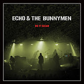 Do It Clean : Crocodiles/Heaven Up Here Live de Echo and the Bunnymen