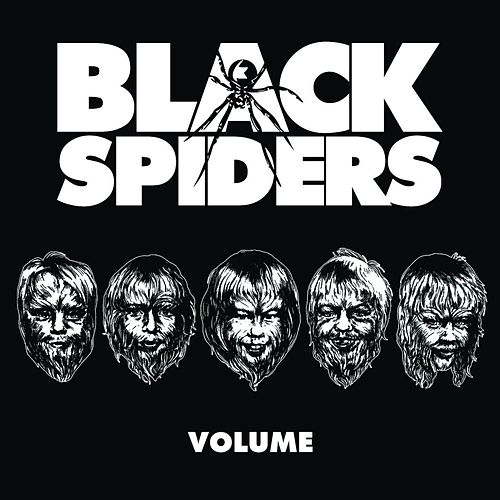 Volume by Black Spiders