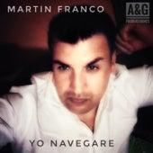 Yo navegare de Martin Franco