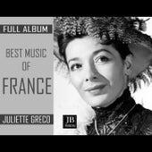 Juliette Gréco Full Album Best Music Of France (Full Album) von Juliette Greco