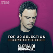 Global DJ Broadcast - Top 20 October 2020 von Markus Schulz