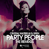 Party People (The Remix Edits) de Crystal Waters