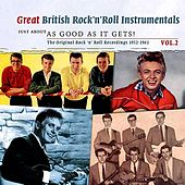 Great British Rock 'n' Roll Instrumentals, Vol. 2 von Various Artists