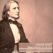 Liszt: Piano Concerto No. 1 & No. 2 von Julian von Karolyi
