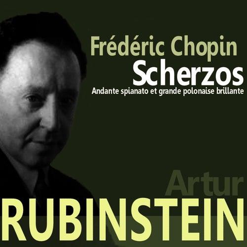Chopin: Scherzos by Artur Rubinstein