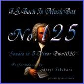 Bach In Musical Box 125 / Sonata G Minor Bwv1020 by Shinji Ishihara
