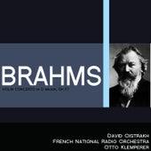 Brahms: Violin Concerto in D Major, Op. 77 by David Oistrakh
