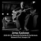 2020-09-20 Concerts in the Garden at the Blu Grotto, Monmouth Park, Oceanport, Nj (Live) von Jorma Kaukonen