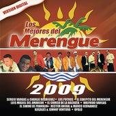 Los Mejores del Merengue 2009 de Various Artists