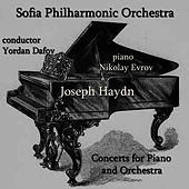 Joseph Haydn: Concerts for Piano and Orchestra by Sofia Philharmonic Orchestra