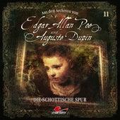 Aus den Archiven, Folge 11: Die schottische Spur von Edgar Allan Poe
