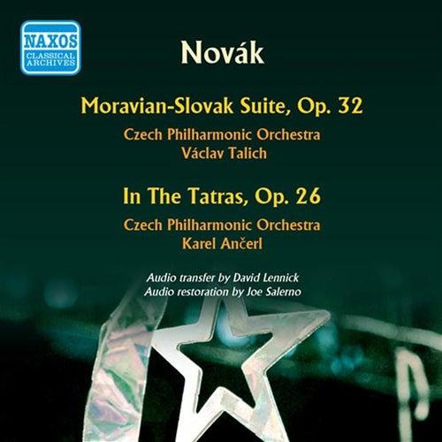 Novak: Moravian-Slovak Suite - In the Tatras by Various Artists