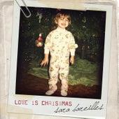 Love Is Christmas de Sara Bareilles