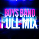 Boys Band (Années 90) — Full Mix Medley Non Stop (Album Complet Sur Le Dernière Piste) by Generation Mix