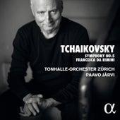 Tchaikovsky: Symphony No. 5 & Francesca da Rimini de Tonhalle Orchester Zürich