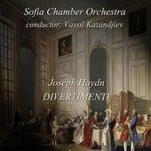 Joseph Haydn: Divertimenti by Sofia Chamber Orchestra