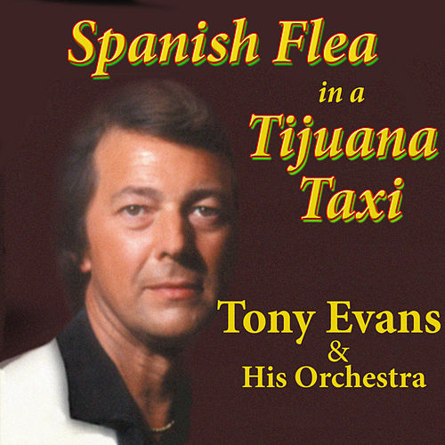 Spanish Flea in a Tijuana Taxi by Tony Evans