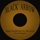 What Happened To Love by Glen Washington