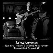 2020-09-21 Concerts in the Garden at the Blu Grotto, Monmouth Park, Oceanport, Nj (Live) von Jorma Kaukonen