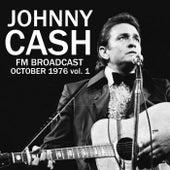 Johnny Cash FM Broadcast October 1976 vol. 1 de Johnny Cash