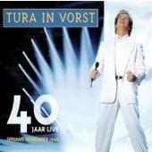 Tura in Vorst: 40 jaar Live by Will Tura