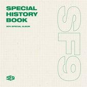 SPECIAL HISTORY BOOK de Sf9
