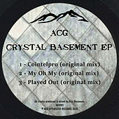 Crystal Basement EP by Acg