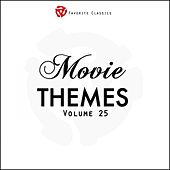 Movie Themes, Vol. 25 (Greatest Movie Melodies) by Various Artists