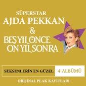 Seksenlerin En Güzel 4 Albümü by Ajda Pekkan