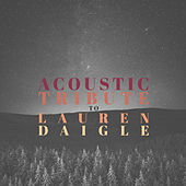 Acoustic Tribute to Lauren Daigle (Instrumental) by Guitar Tribute Players
