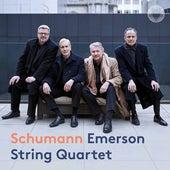 R. Schumann: String Quartets Nos. 1-3, Op. 41 by Emerson String Quartet