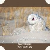 Wonderful Snowman von Shoo